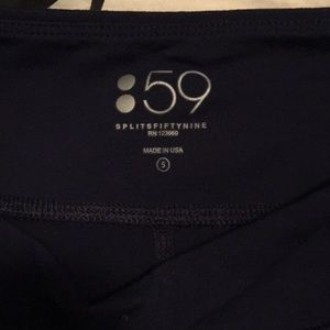 Splits59 Pants - Splits59 navy leggings sz small 57583